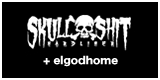 SKULLSHIT + elgodhome = ELGOD WALLECTION